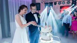 Dominika i Mateusz- ślub (Gostyń)