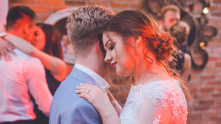Joanna i Mateusz- ślub (Pod Skrzydłami Anioła Piekary Śląskie)