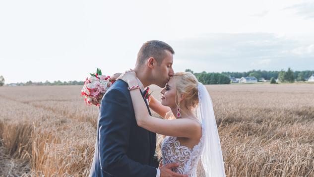 Magda i Karol - ślub (Biały Dom Paniówki)