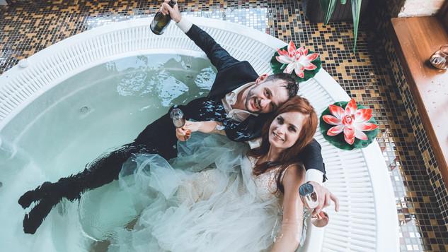 Ania i Michał - ślub (Żabi Dwór Kożuchów)