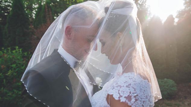 Ola i Paweł - ślub (Dom Weselny pod Różą Wojska)