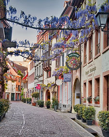 Freiburg / Konvikstraße