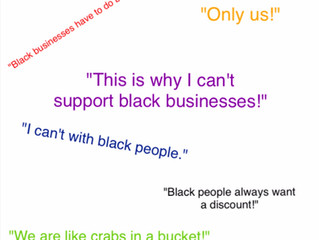 Do Black Consumers Really Support Black-Owned Businesses Like They Should?
