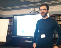 Jakub's talk at Cumberland Lodge