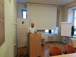 Sam's keynote talk at the Qualities & Consciousness workshop in Prague