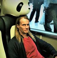 Kent with Panda