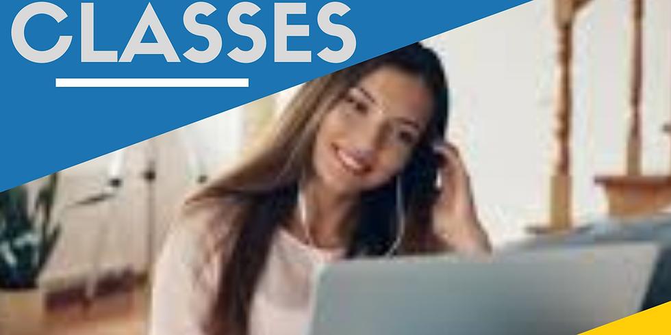 Ranganna Gaeilge/Irish Classes