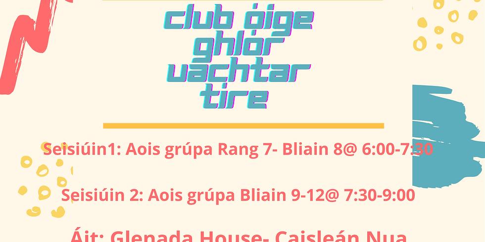 Club Óige 2021/2022