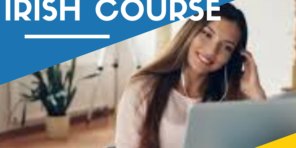 Dianchúrsa/ Intensive Irish Language Course
