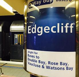 edgecliff station