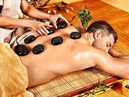 hot stone massage Rose bay