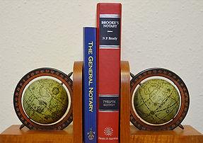 Notary Books