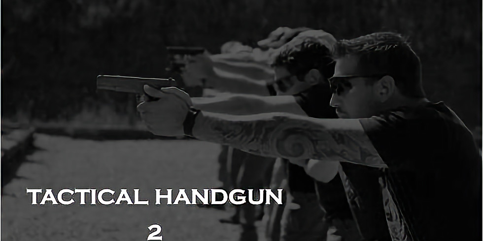 Tactical Handgun 2 Class- PLEASE CALL TO PRE-PAY AND RESERVE SPOT (1)