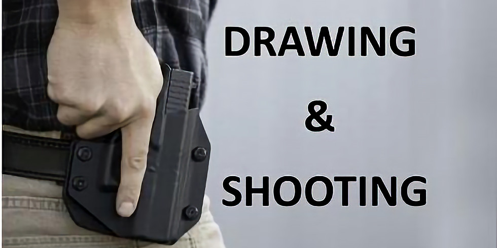 Drawing & Shooting Class (1)- PLEASE CALL TO PRE-PAY AND RESERVE SPOT (2)
