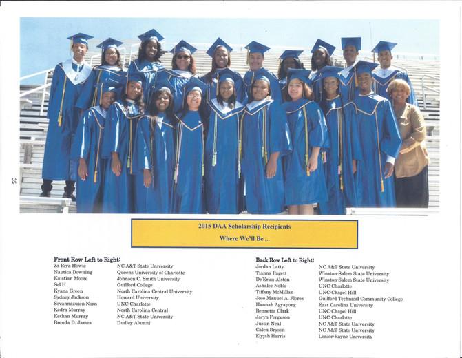 2015 Grads