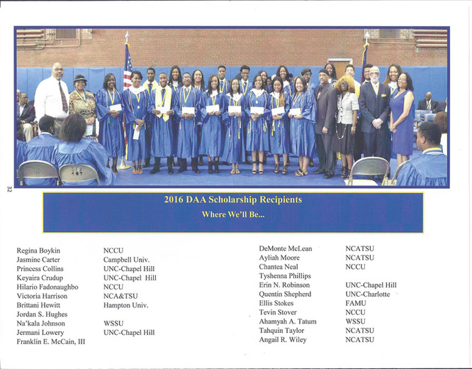 2016 Grads