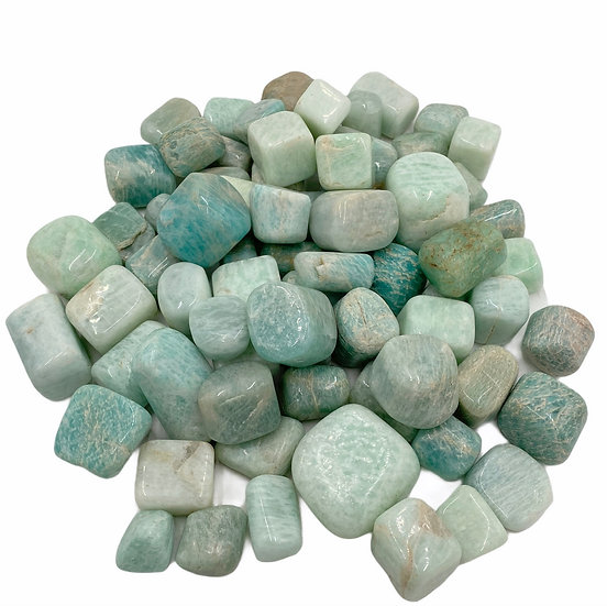Amazonite Tumblestone