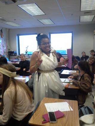 Sophomore Verisimilitude Speeches