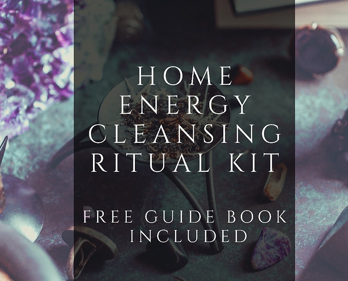Home  Energy Cleansing Kit