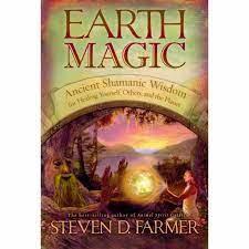 Earth Magic Book - Ancient Shamanic Wisdom