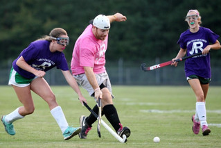 CAPSTONE PROJECT: STUDENT VS FACULTY FIELD HOCKEY GAME