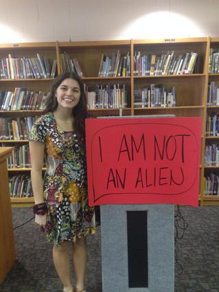 CAPSTONE PROJECT: I am not an Alien
