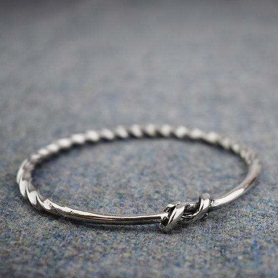 Small Viking Twist Bracelet