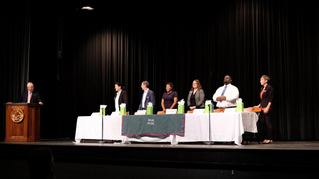 James River House of Delegates Candidates' Forum--Capstone Project