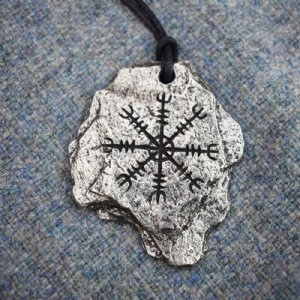 The Helm of Awe Pendant