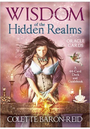Wisdom of the Hidden Realsm by Colette Baron-Reid