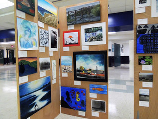 Enviro-Art Gallery: Capstone Project