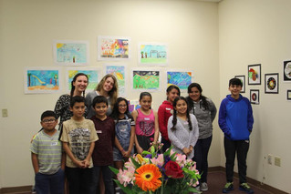 Art in the Air: CAPSTONE PROJECT