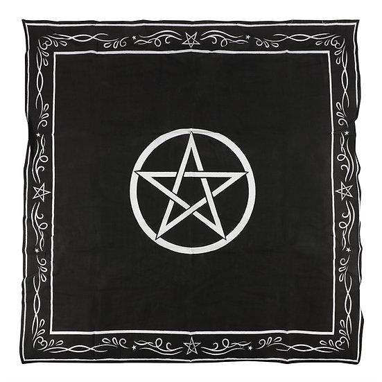 Pentagram Altar Cloth Large