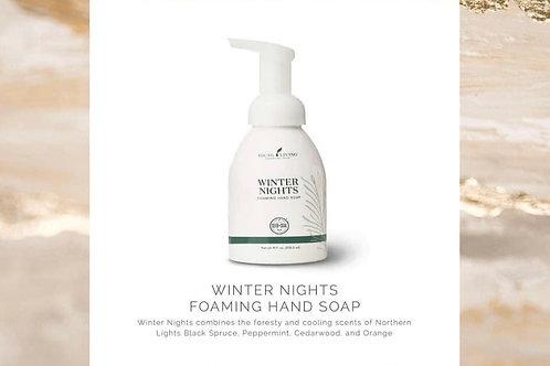 Foaming Hand Soap: Winter Nights