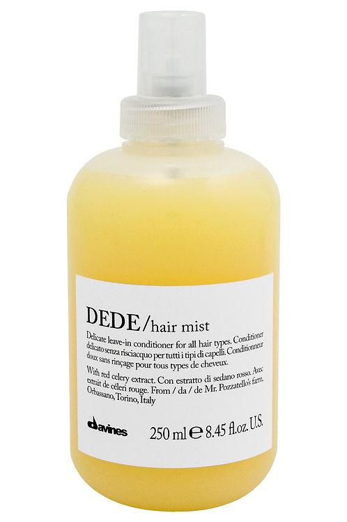 DEDE Delicate Hair Mist
