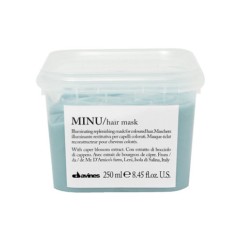 MINU: Color Protect Hair Mask