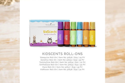 KidScents: Roll-On Collection