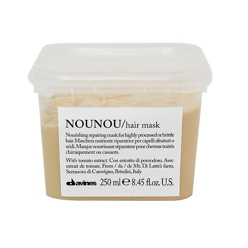 NOUNOU: Nourishing Hair Mask