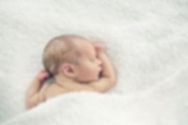 Schlafen neugeboren