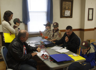 EGARA Gets Scouts On the Air