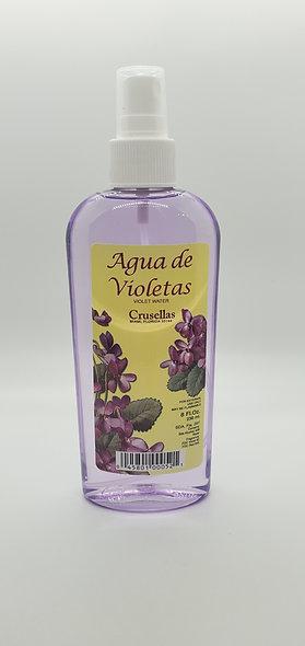 Agua De Violetas 8 Fl oz
