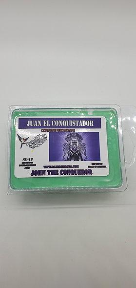 John The Conqueror Soap