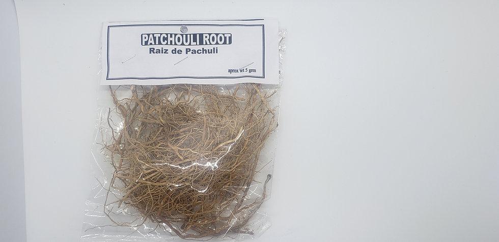 Patchouli Root