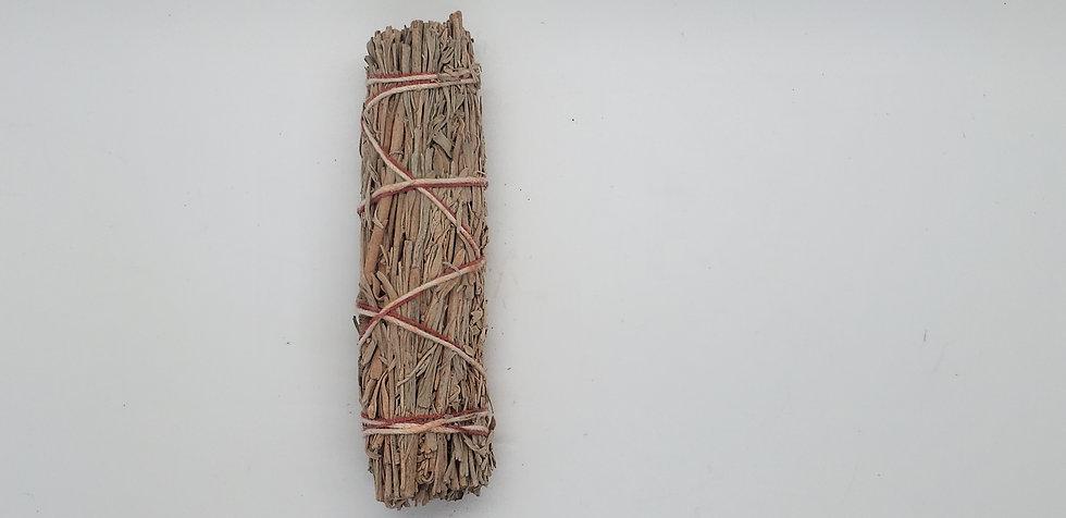 White Sage & Dragons Blood Smudge Stick