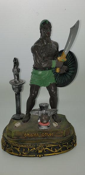Ogun Statue