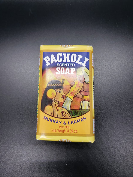Pachoil Scented Soap