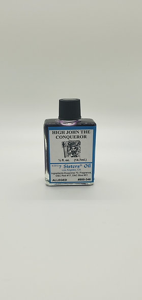 High John The Conqueror Oil 1/2 Fl oz