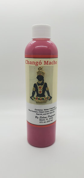 Chango Macho Bath