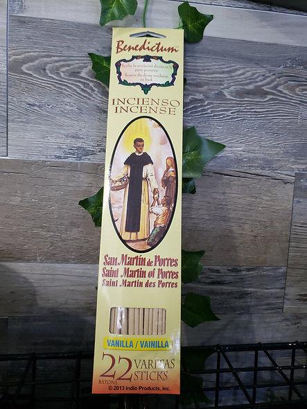 Saint Martin Incense