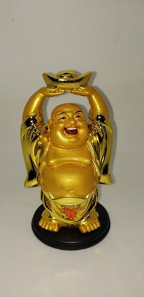Small Gold Buddha Statue